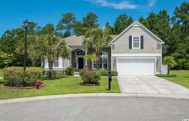421 Newburgh Ct., Myrtle Beach, SC 29579 (MLS #1904110) :: Matt Harper Team
