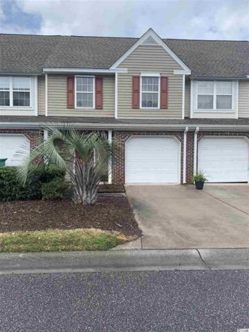 25 Pond View Dr. #25, Pawleys Island, SC 29585 (MLS #1904136) :: James W. Smith Real Estate Co.