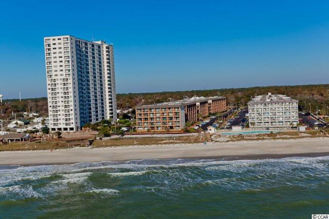 5905 Souths Kings Highway #817, Myrtle Beach, SC 29575 (MLS #1904147) :: Myrtle Beach Rental Connections