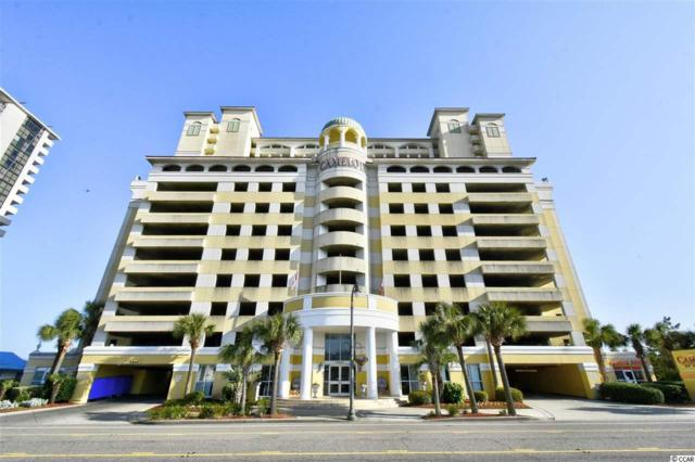 2000 N Ocean Blvd. #811, Myrtle Beach, SC 29577 (MLS #1904214) :: James W. Smith Real Estate Co.