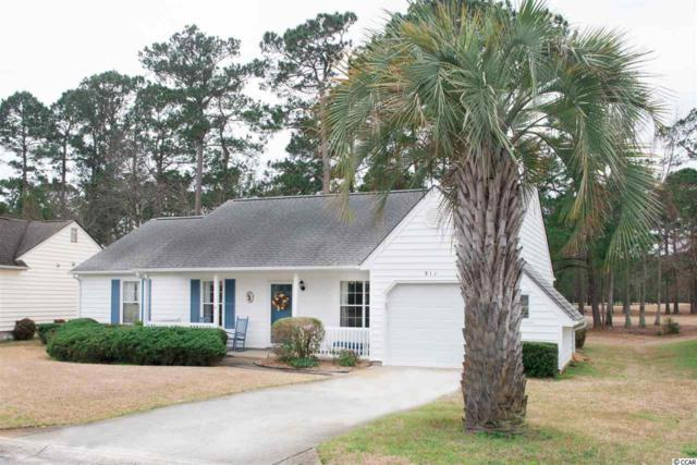 311 Mourning Dove Ln., Murrells Inlet, SC 29576 (MLS #1904232) :: Berkshire Hathaway HomeServices Myrtle Beach Real Estate