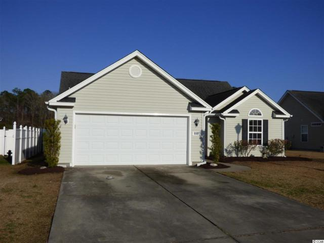 113 Dry Valley Loop, Myrtle Beach, SC 29588 (MLS #1904238) :: The Litchfield Company