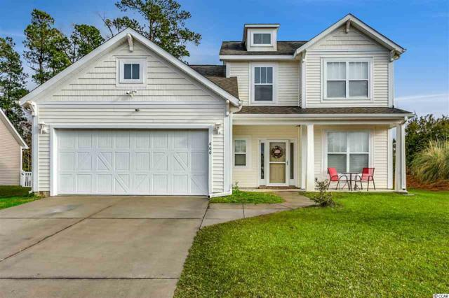 400 Tiburon Dr., Myrtle Beach, SC 29588 (MLS #1904264) :: Matt Harper Team
