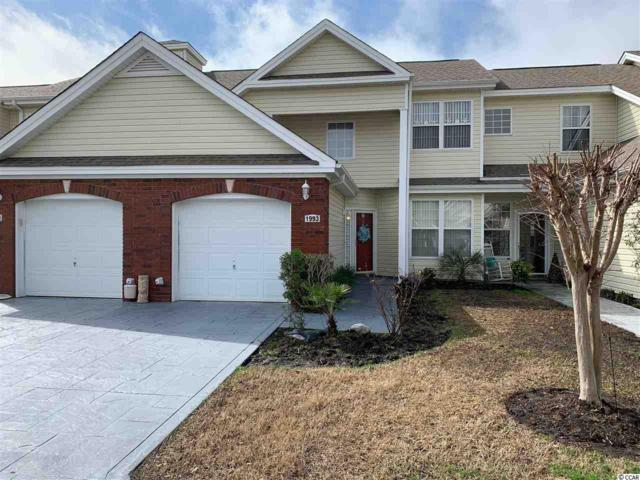 1993 Mossy Point Cove #1993, Myrtle Beach, SC 29579 (MLS #1904268) :: Matt Harper Team