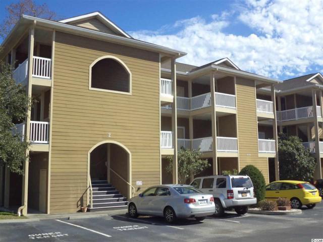 4104 Pinehurst Circle 2G, Little River, SC 29566 (MLS #1904272) :: Berkshire Hathaway HomeServices Myrtle Beach Real Estate