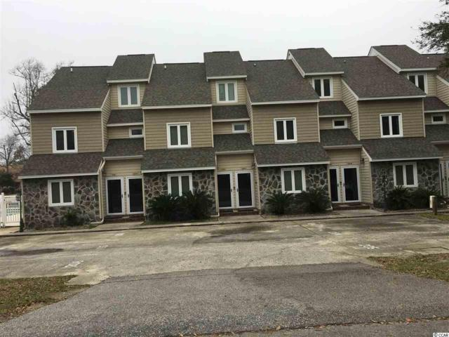2010 South Yaupon Dr. #106, Myrtle Beach, SC 29577 (MLS #1904318) :: The Hoffman Group