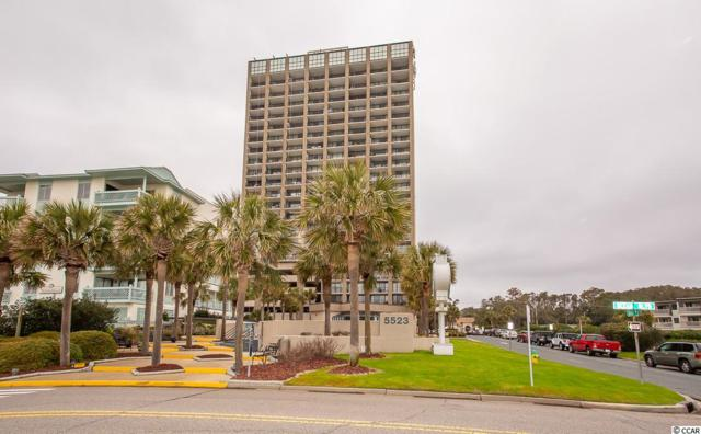 5523 N Ocean Blvd. #1801, Myrtle Beach, SC 29577 (MLS #1904335) :: Berkshire Hathaway HomeServices Myrtle Beach Real Estate
