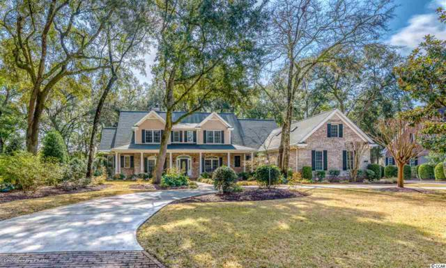 560 Tidewater Circle, Pawleys Island, SC 29585 (MLS #1904384) :: The Lachicotte Company