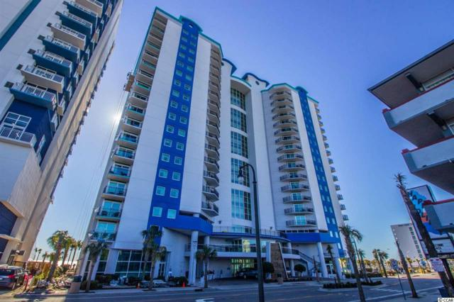 504 N Ocean Blvd. #407, Myrtle Beach, SC 29577 (MLS #1904434) :: James W. Smith Real Estate Co.