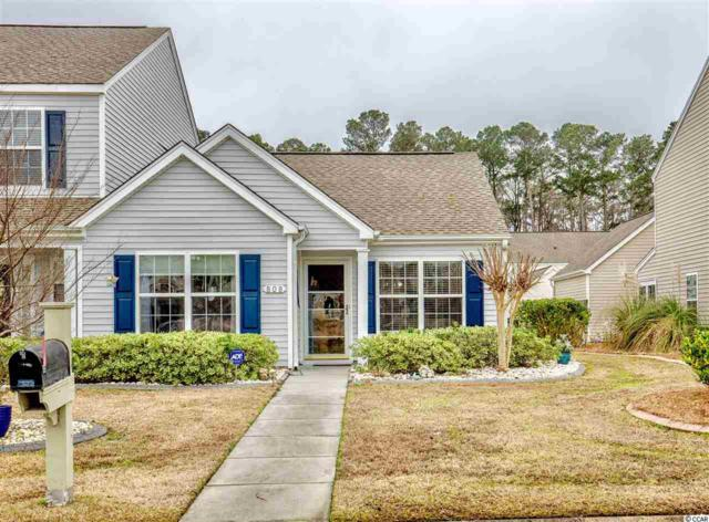 808 Barn Owl Ct. #210, Myrtle Beach, SC 29579 (MLS #1904481) :: Garden City Realty, Inc.