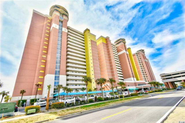 2701 S Ocean Blvd. #1108, North Myrtle Beach, SC 29582 (MLS #1904483) :: The Litchfield Company