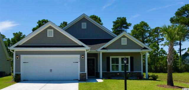 1707 Palmetto Palm Dr., Myrtle Beach, SC 29579 (MLS #1904492) :: The Hoffman Group