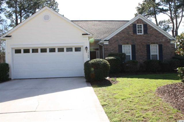 1469 Riceland Ct., Murrells Inlet, SC 29576 (MLS #1904495) :: The Hoffman Group