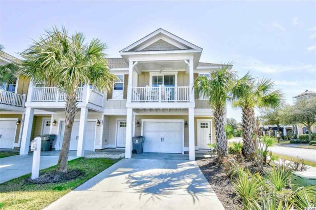 839 Madiera Dr. Th6-R4, North Myrtle Beach, SC 29582 (MLS #1904511) :: The Lachicotte Company