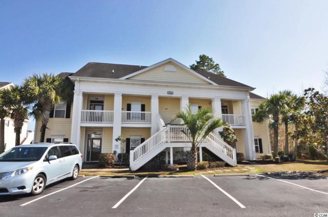 809 Sunswept Ct. #202, Murrells Inlet, SC 29576 (MLS #1904518) :: The Hoffman Group