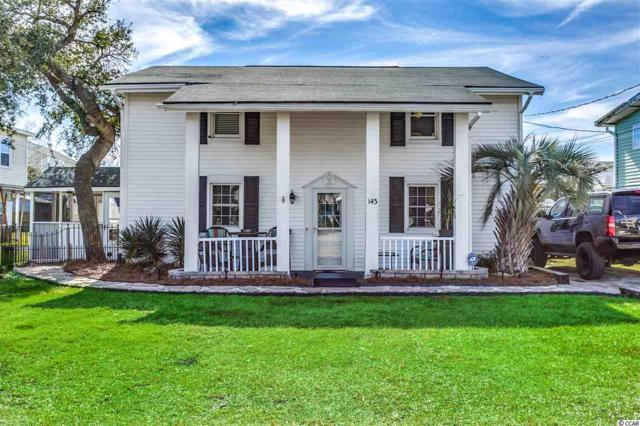 143 Seabreeze Dr., Garden City Beach, SC 29576 (MLS #1904520) :: The Hoffman Group