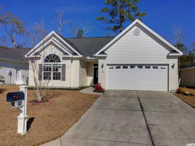 161 Sea Turtle Dr., Myrtle Beach, SC 29588 (MLS #1904559) :: The Hoffman Group