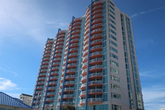 3500 N Ocean Blvd. #1008, North Myrtle Beach, SC 29582 (MLS #1904568) :: Garden City Realty, Inc.
