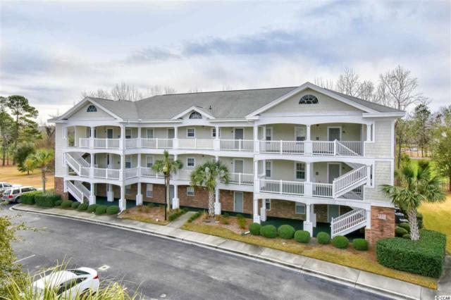 6015 Catalina Dr. #824, North Myrtle Beach, SC 29582 (MLS #1904574) :: The Litchfield Company