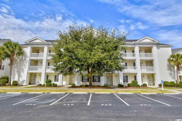 5060 Windsor Green Way #301, Myrtle Beach, SC 29579 (MLS #1904602) :: The Lachicotte Company