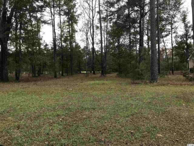 121 Bantry Ln., Conway, SC 29526 (MLS #1904613) :: The Hoffman Group