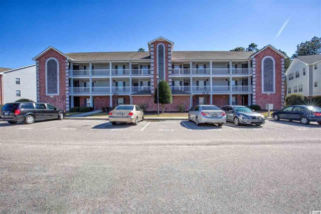 4826 Innisbrook Ct. #902, Myrtle Beach, SC 29579 (MLS #1904644) :: James W. Smith Real Estate Co.