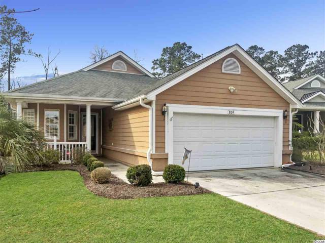 809 Laquinta Loop, Murrells Inlet, SC 29576 (MLS #1904719) :: Jerry Pinkas Real Estate Experts, Inc