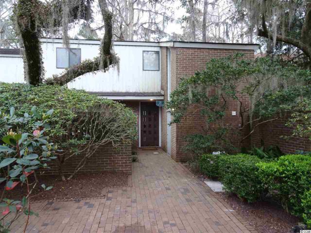 49 Chapel Creek Rd. #21, Pawleys Island, SC 29585 (MLS #1904731) :: Garden City Realty, Inc.