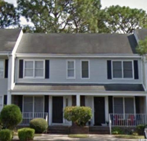 4115 Little River Rd. 8-D, Myrtle Beach, SC 29577 (MLS #1904770) :: James W. Smith Real Estate Co.