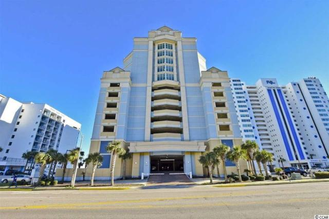 2501 S Ocean Blvd. #917, Myrtle Beach, SC 29577 (MLS #1904785) :: The Lachicotte Company