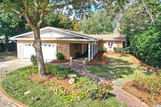 121 Lakeshore Dr., Pawleys Island, SC 29585 (MLS #1904818) :: Trading Spaces Realty