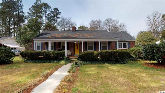 915 Willcox Ave., Marion, SC 29571 (MLS #1904840) :: The Hoffman Group