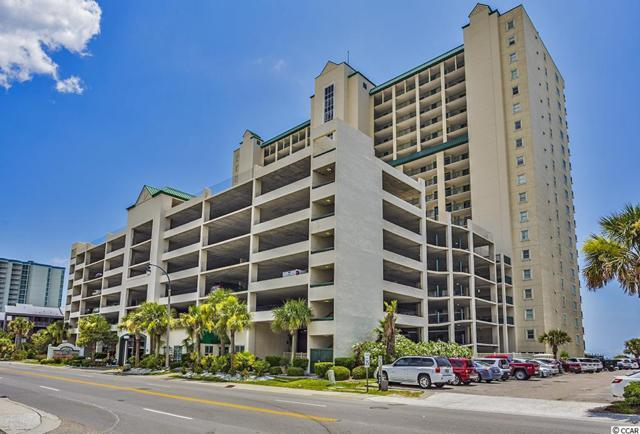 102 N Ocean Blvd. # 1207, North Myrtle Beach, SC 29582 (MLS #1904898) :: Garden City Realty, Inc.
