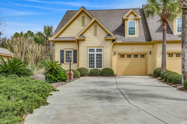 34 Courtyard Circle 30A, Pawleys Island, SC 29585 (MLS #1904907) :: Garden City Realty, Inc.