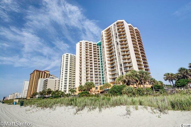 2710 N Ocean Blvd. #1504, Myrtle Beach, SC 29577 (MLS #1904912) :: Garden City Realty, Inc.
