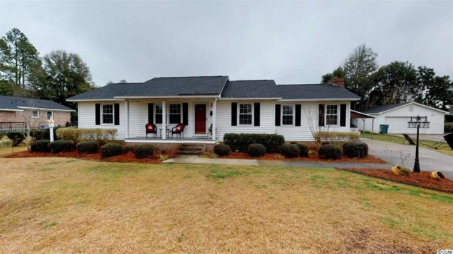 1206 Ashley Ave., Marion, SC 29571 (MLS #1904958) :: The Hoffman Group