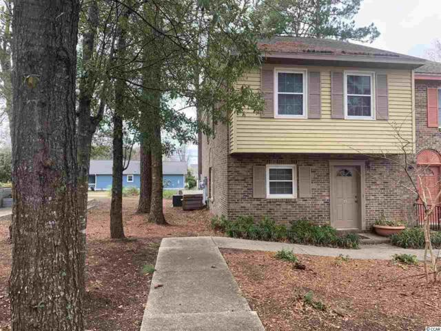 830 44th Ave. N O - 1, Myrtle Beach, SC 29577 (MLS #1904982) :: The Hoffman Group