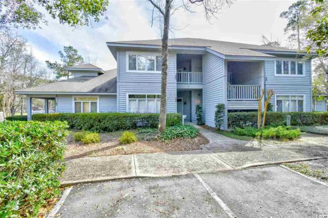 1221 Tidewater Dr. #422, North Myrtle Beach, SC 29582 (MLS #1904985) :: The Litchfield Company