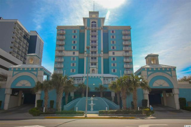 2709 S Ocean Blvd. #1203, Myrtle Beach, SC 29577 (MLS #1905030) :: Jerry Pinkas Real Estate Experts, Inc