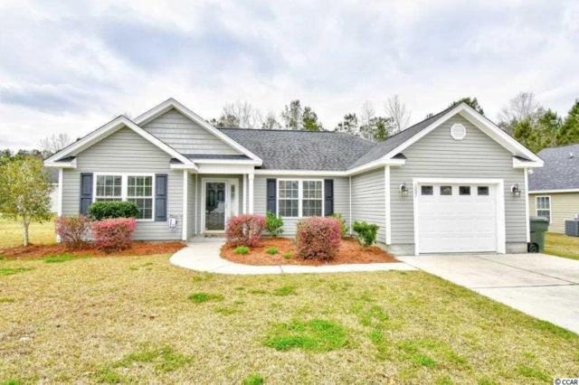1001 Cranesbill Ct., Conway, SC 29527 (MLS #1905059) :: The Hoffman Group