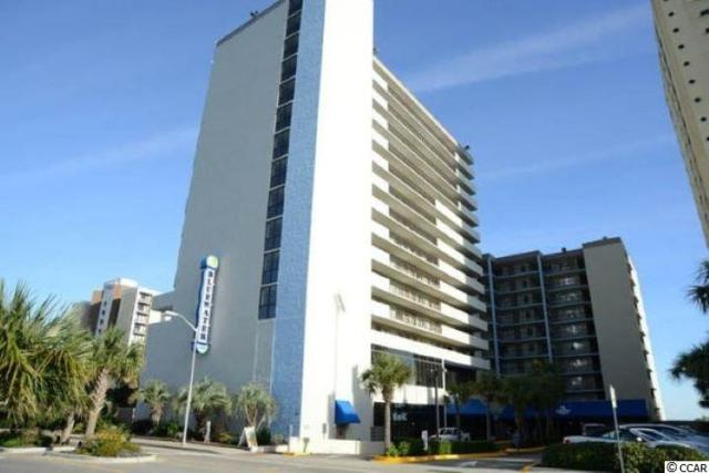 2001 S Ocean Blvd. #204, Myrtle Beach, SC 29577 (MLS #1905066) :: James W. Smith Real Estate Co.