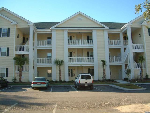 601 Hillside Dr. N #1631, North Myrtle Beach, SC 29582 (MLS #1905104) :: James W. Smith Real Estate Co.