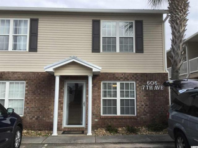 606 7th Ave. S F, North Myrtle Beach, SC 29582 (MLS #1905111) :: The Lachicotte Company