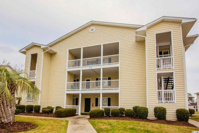 213 Landing Rd. G, North Myrtle Beach, SC 29582 (MLS #1905155) :: James W. Smith Real Estate Co.