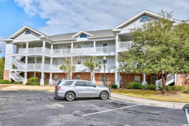 6015 Catalina Dr. #123, North Myrtle Beach, SC 29582 (MLS #1905161) :: The Litchfield Company