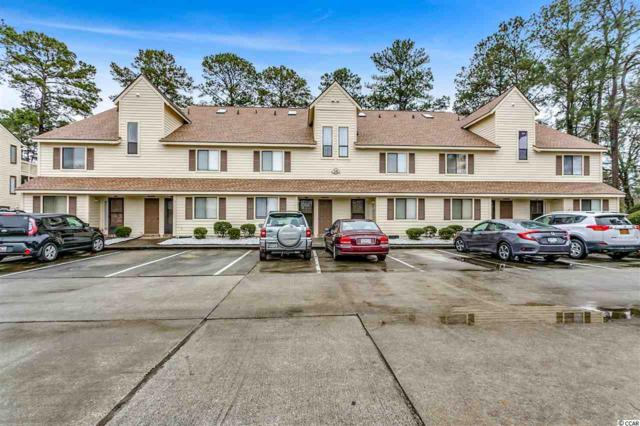 510 Fairwood Lakes Dr. 14-G, Myrtle Beach, SC 29588 (MLS #1905200) :: The Litchfield Company
