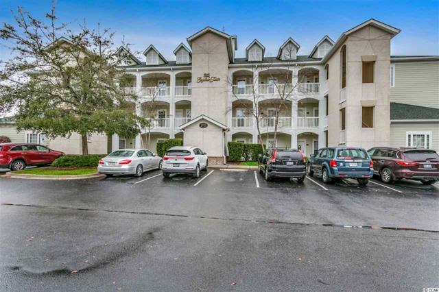 1033 World Tour Blvd. #203, Myrtle Beach, SC 29579 (MLS #1905212) :: The Lachicotte Company