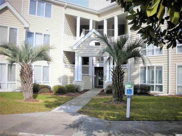 200 Landing Rd. #132, North Myrtle Beach, SC 29582 (MLS #1905267) :: The Litchfield Company