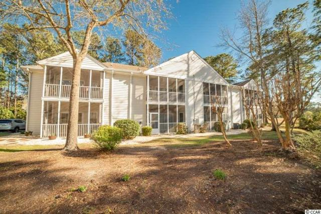 2110 Sweetwater Blvd. #2110, Murrells Inlet, SC 29576 (MLS #1905293) :: James W. Smith Real Estate Co.