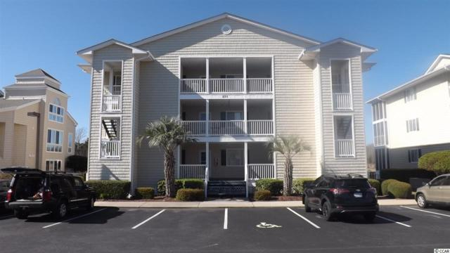 220 Waterway Landing G, North Myrtle Beach, SC 29582 (MLS #1905333) :: The Litchfield Company